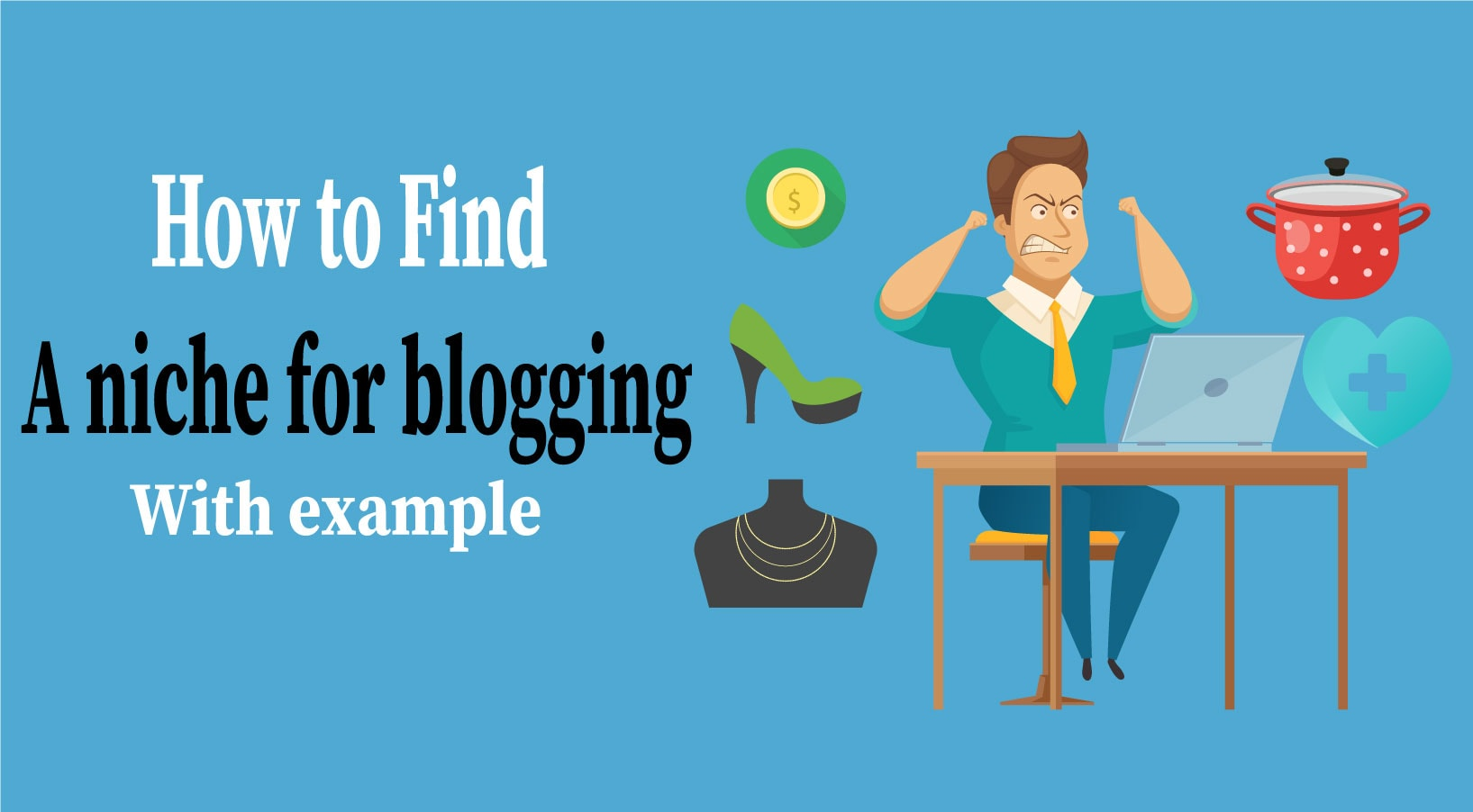 how to find niche for blogging
